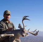 Arthur Gonzales' opening day buck – December 2003