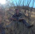 Casey gets his 4th Coues buck in 2006