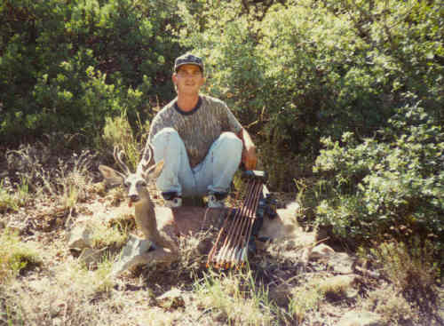 archery coues