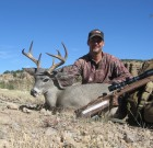 2007 New Mexico Backpack Coues Deer Hunt