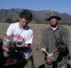 Gunner and Bridger Hubbard 2003