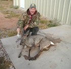 My unforgettable first Coues