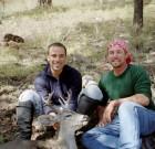 Joe Scionti (hunterofcoues) and Kevin Hartigan 2004