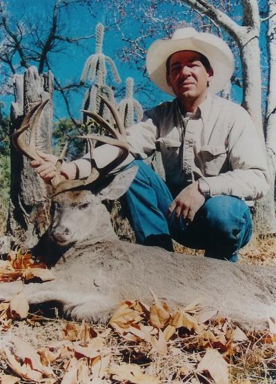 big coues buck