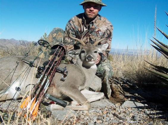 coues deer hunt