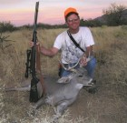 Recipe for a Coues' Deer Hunt