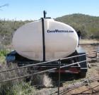 CW sticker on AGFD water buffalo