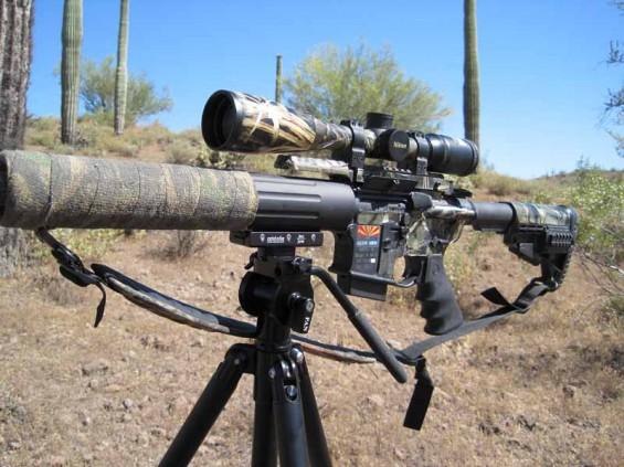 rifle railz