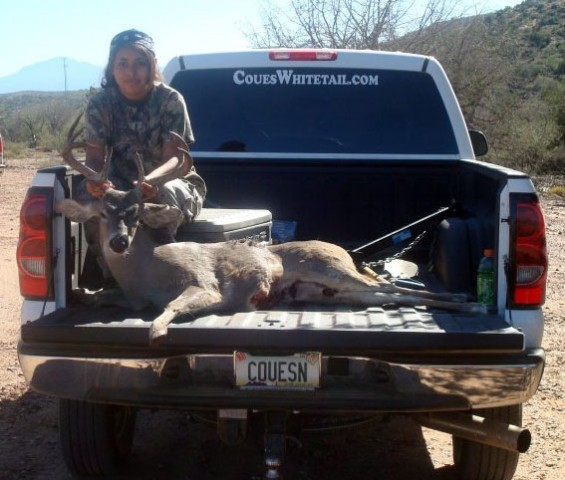 giant coues whitetail