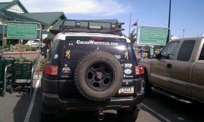 coues sticker