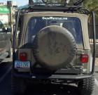 Alan's jeep