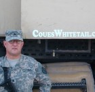 Jeff Hough in Iraq