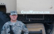 Jeff Hough in Iraq