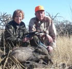 Women's Javelina Hunting Camp 2016