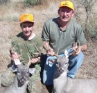 Roger and Kyle Patterson 2007