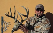 144″ Coues Buck – STOLEN!