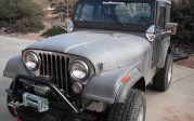 TAM's jeep