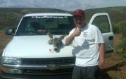connor phillips sticker tshirt and deer