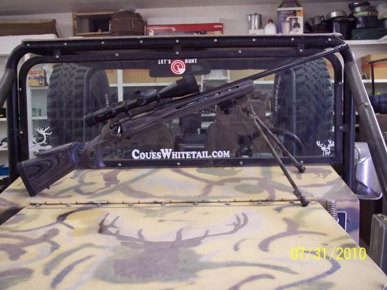 coues deer gun