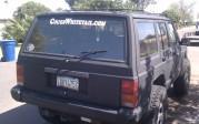 hidaro f250 and Jeep may 2012