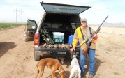 Ted (jackshoe) pheasant hunt