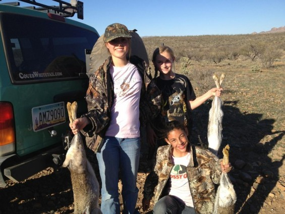 jackrabbit hunt