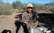 Mike Way Oct 2011 San Carlos buck