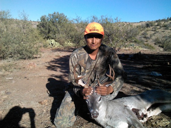 san carlos coues deer