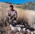 my Coues buck 2012