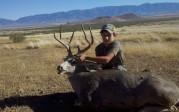 Aj's first buck