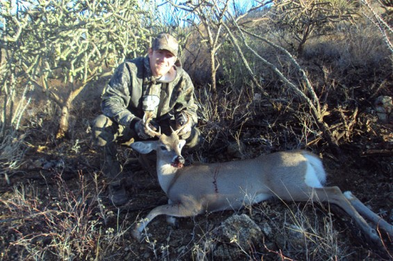 rifle coues deer