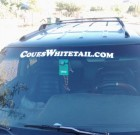 KiLLAcOuEs CouesWhitetail.com Sticker