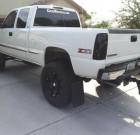 Truck with Sticker STOLEN!