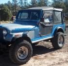 1986 CJ7 Jeep For Sale