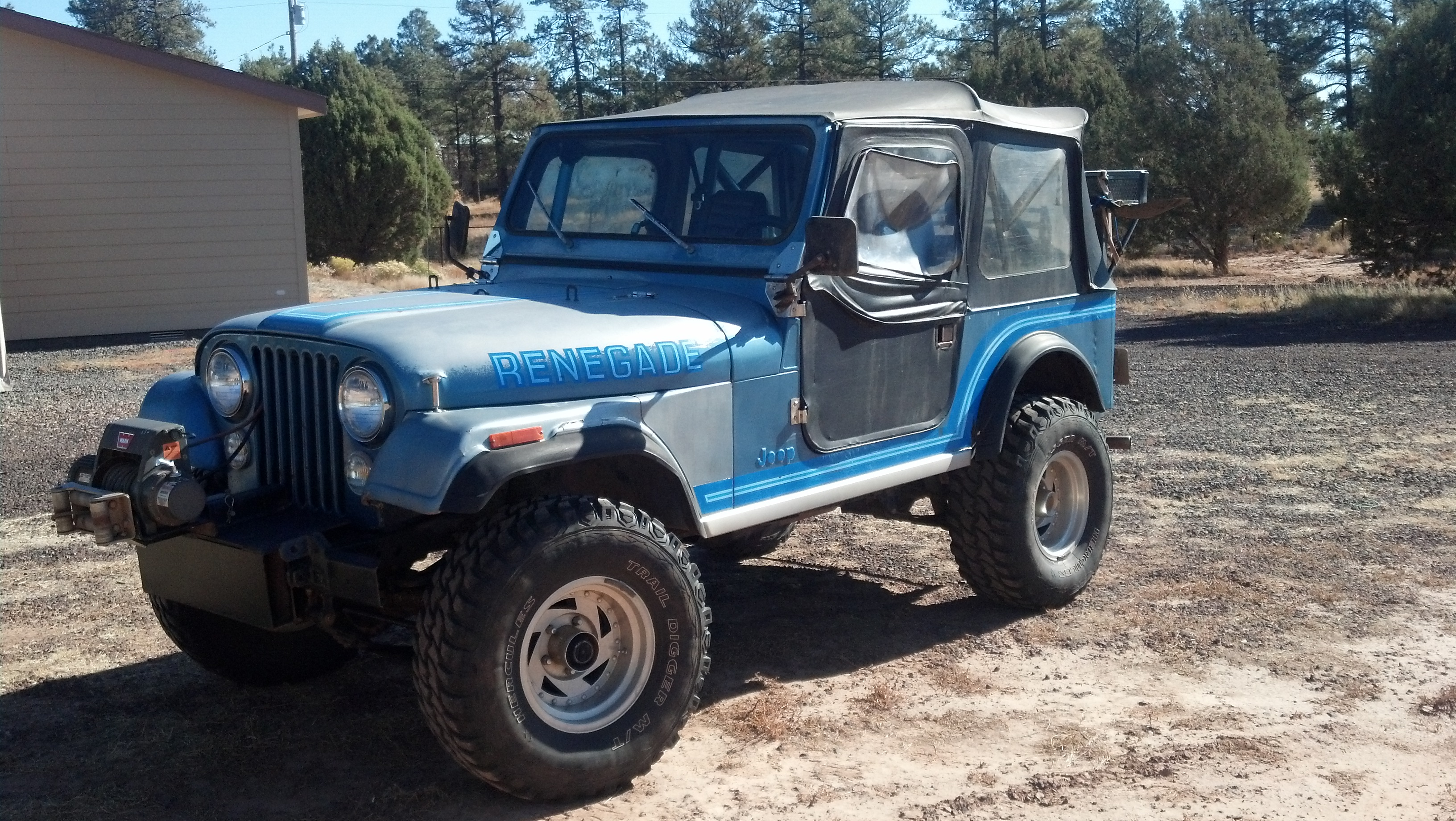 Used Cj7 Jeeps Sale for Pinterest