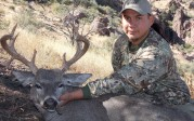 SAN CARLOS COUES HUNT…. 114 BUCK