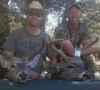Cross Canyon Coues 2012
