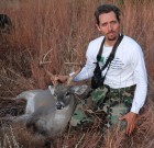 Tall 3 pt Coues Buck!