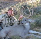 Devin Beck's 127 inch Coues