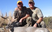 Steve's leftover tag – great buck