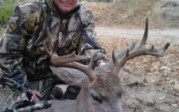 My monster 2013 buck