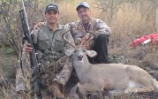 McDaniel Nice Mexico Coues Deer