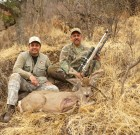 Sonora Mexico 2013 Coues Deer Harvest