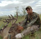 Creed_AZ_88 takes great velvet coues!  August 2013