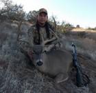 122 2/8 San Carlos Rez Coues Buck Unit B