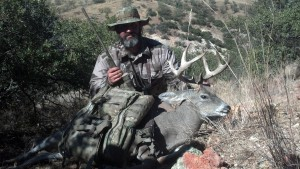 Veteran's Day Coues Whitetail buck