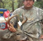 December 2013 Coues Buck
