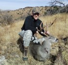 Coues buck – 30A