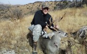 Thomas Lowe – 2013 Coues Whitetail – Unit #30A