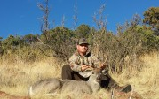First Coues Buck! Dec 2013